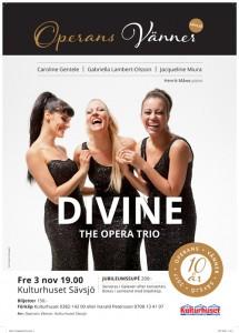 Divine - The Opera Trio