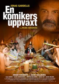 EN KOMIKERS UPPVÄXT
