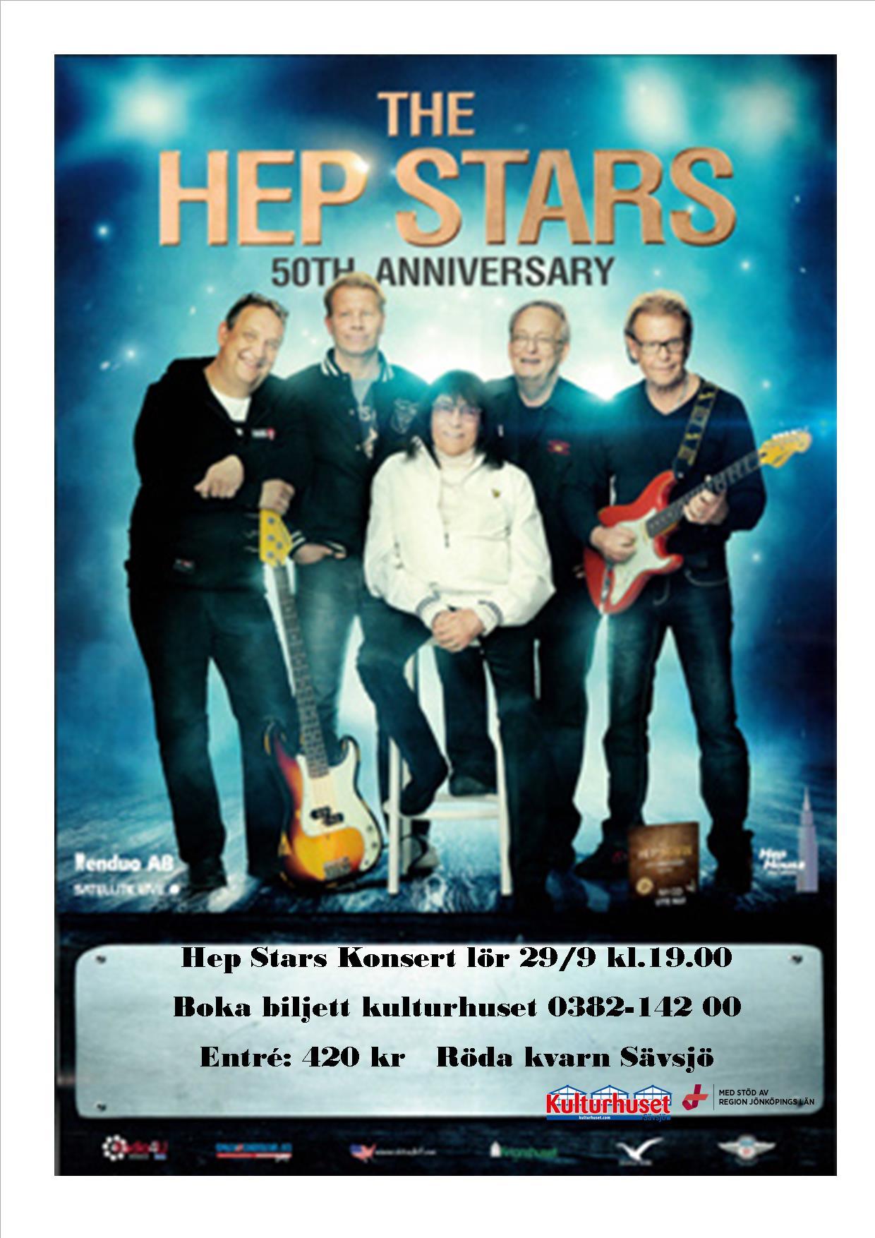Hep Stars konsert