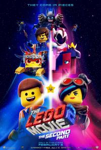 LEGO FILMEN 2(SV.TAL)