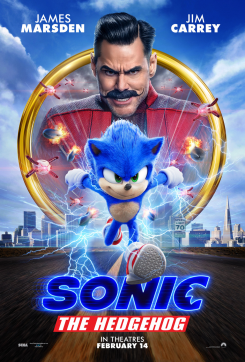 SONIC THE HEDGEHOG(ENG.TAL)