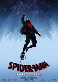 SPIDER-MAN: INTO THE SPIDER-VERSE(ENG. TAL)