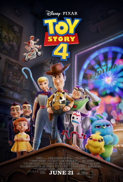 TOY STORY 4(ENG.TAL)