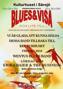 Blues & Visa och lite till...