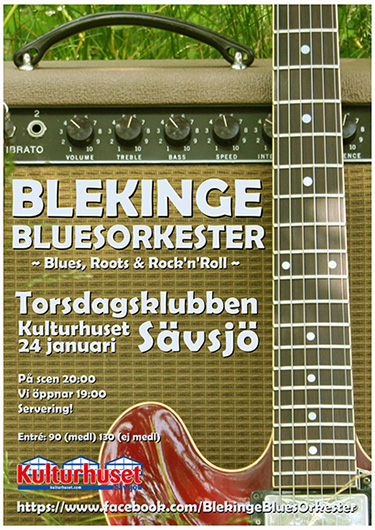 Blekinge Bluesorkester