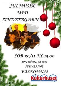 Julmusik med Lindergarna