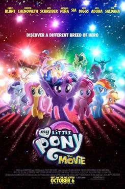 My little pony (Sv. tal)