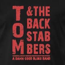 Torsdagsklubben  Tom & The Backstabbers